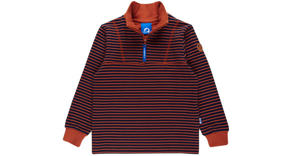 Finkid Masi - Sweat-shirt Enfant - orange/bleu